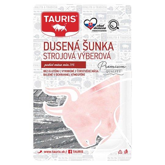 Tauris Dusená šunka strojová výberová 100 g
