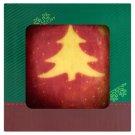 Apple with Christmas Theme