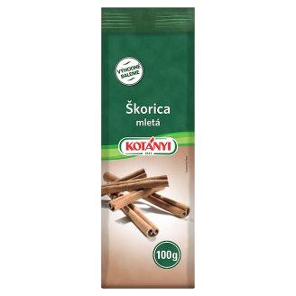 Kotányi Škorica mletá 100 g