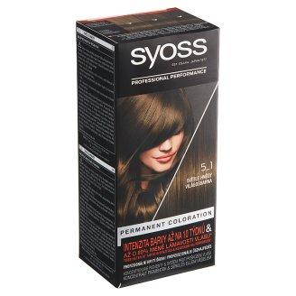 Syoss farba na vlasy Svetlohnedý 5-1