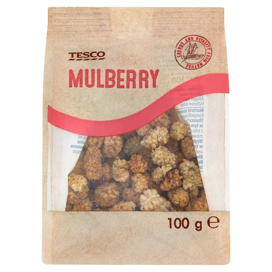 Tesco Mulberry 100 g