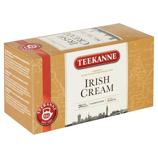 TEEKANNE Irish Cream, čierny čaj aromatizovaný, 20 vrecúšok, 33 g