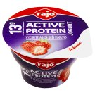 Rajo Active Protein Yoghurt Strawberry 180 g