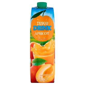 Tesco Nealkoholický marhuľový nápoj 1 l