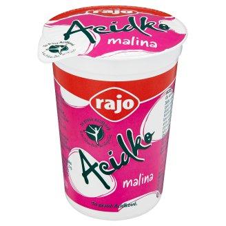 Rajo Acidko Zakysané mlieko malina 250 g