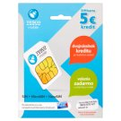 Tesco Mobile SIM Card with Credit 5 €