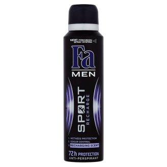 Fa Men Antiperspirant Sport Recharge 150 ml