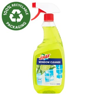 4MAX Windows Cleaner Lime 750 ml