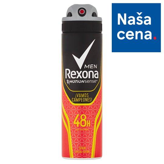 Rexona Men Spain Special Edition antiperspirant sprej pre mužov 150 ml