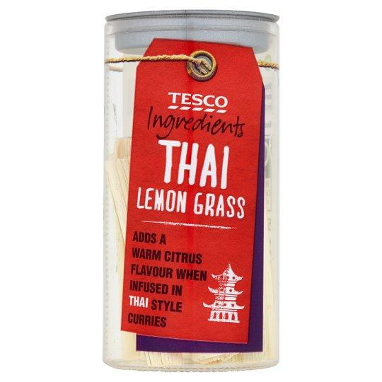 Tesco Mrazom sušené stonky citrónovej trávy 5 g
