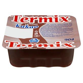 Mlékárna Kunín Termix tvarohový dezert s príchuťou kakao 90 g