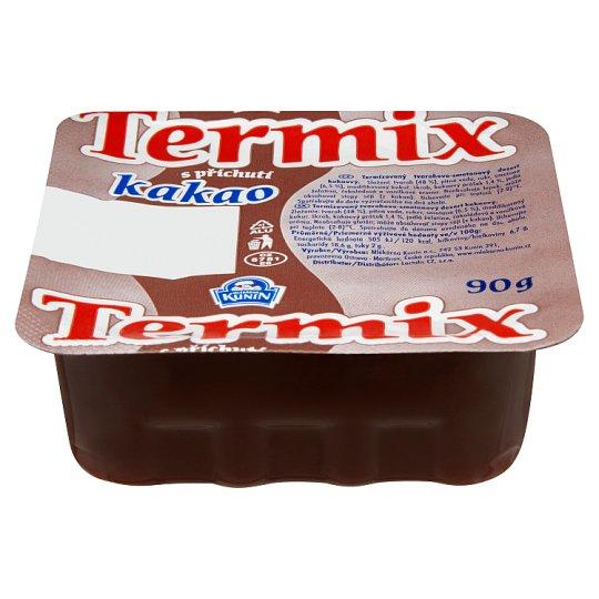 Mlékárna Kunín Termix Dessert with Chocolate Flavour 90 g