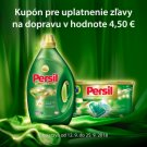 Special Coupon for Transportation Free Persil