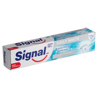 Signal Family Care Daily White Toothpaste 75 ml