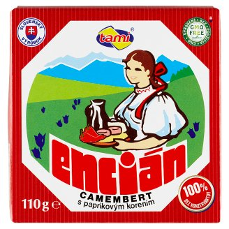 Tami Encián Cheese with White Fungus on the Surface with Pepper Spice 110 g
