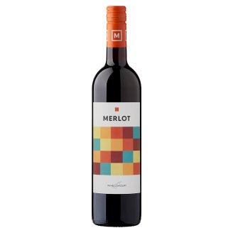 Wine Concept Egri Merlot klasické červené suché víno 0,75 l