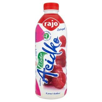 Rajo Acidko Zakysané mlieko malina 950 g