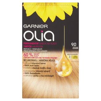 Garnier Olia Permanentná farba na vlasy svetlá blond 9.0