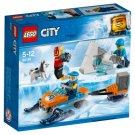 LEGO City Arctic Expedition Polárny prieskumný tím 60191