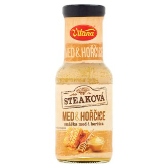 Vitana Steak Sauce Honey & Mustard 250 ml