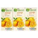 Tesco Organic Bio Orange Juice from Concentrate 3 x 200 ml