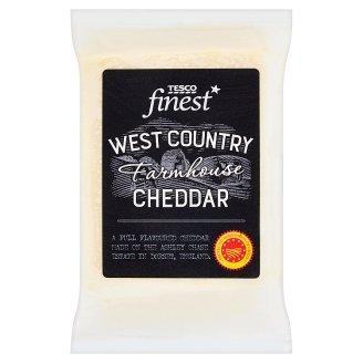 Tesco Finest West Country Farmhouse Cheddar 200 g