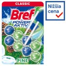 Bref Power Aktiv Pine Forest Solid Toilet Block 2 x 50 g