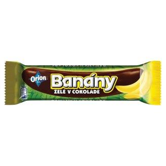 ORION BANÁNY v čokoláde 45 g
