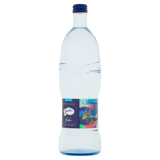 Budiš Prírodná minerálna voda perlivá 0,7 l