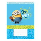 Minions Exercise Book 513 A5