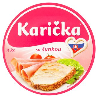 Karička So šunkou 8 ks 125 g