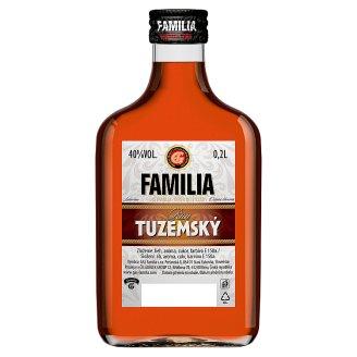 Familia Tuzemský rum 0,2 l