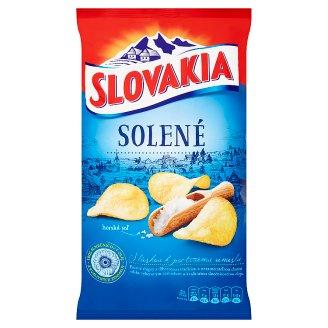 Slovakia Chips Solené 150 g
