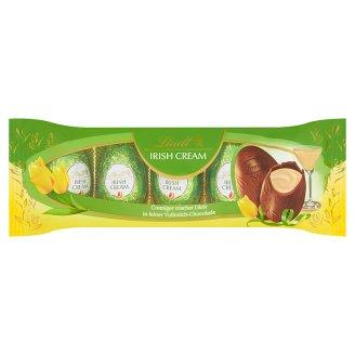 Lindt Mliečna čokoláda s jemnou náplňou s Irish - cream likérom 90 g