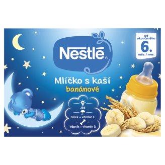 Nestlé Milk with Mash Banana 2 x 200 ml