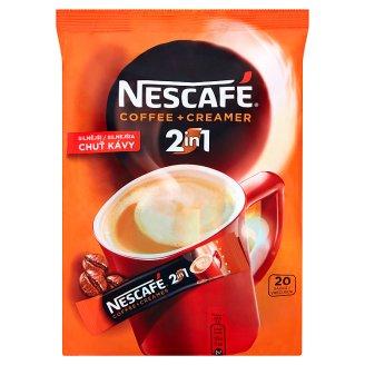 NESCAFÉ 2in1, instantná káva, 20 vreciek x 8 g (160 g)