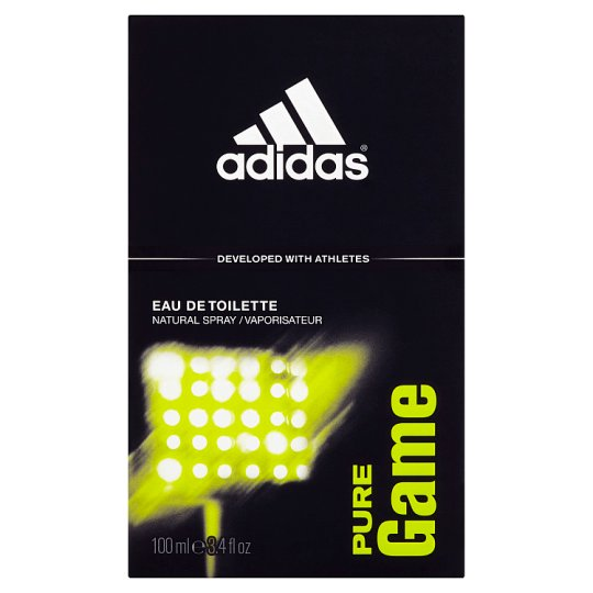 Adidas Pure Game Toaletná voda 100 ml