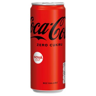 Coca-Cola Zero, 330 ml