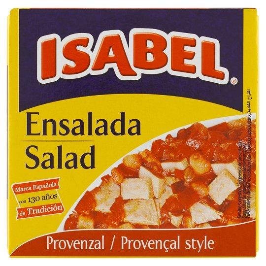 Isabel Tuniakový šalát provensálsky so zeleninou a olivovým olejom 150 g