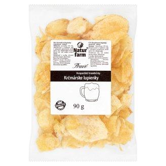 Natur Farm Real Pub Chips 90 g