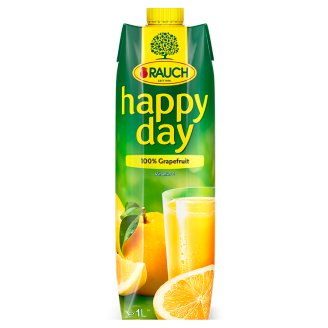 Rauch Happy Day Grapefruit 100% 1 l