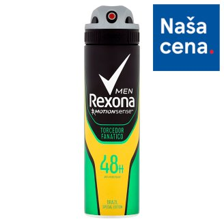 Rexona Men Brazil Special Edition antiperspirant sprej pre mužov 150 ml
