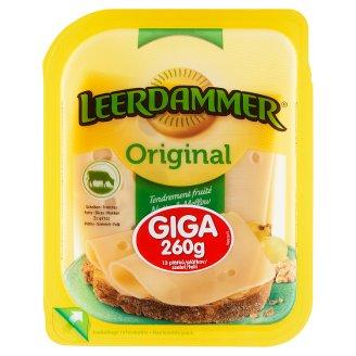 Leerdammer Original Dutch Semi-Hard Cheese 260 g