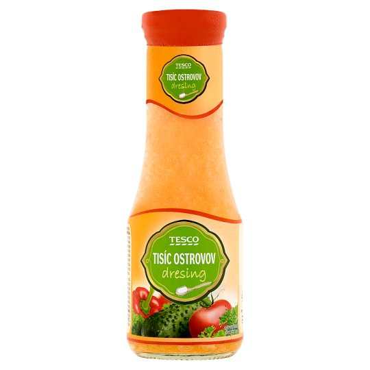 Tesco Thousands of Islands Dressing 250 g