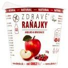 Obezin Zdravé raňajky Apple and Cranberries 78 g