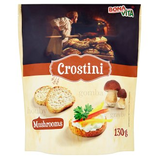 Bona Vita Crostini Mushrooms 130 g