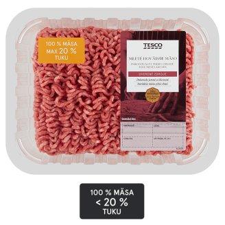 Tesco Beef Mince Meat 20% Fat 500 g