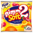 Storck Nimm2 Soft Chewy Candy with Fruit Filling and Vitamins 90 g
