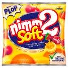 Storck Nimm2 Soft Žuvacie cukríky s ovocnou náplňou a vitamínmi 90 g