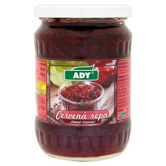 Ady Beetroot Finely Cut in Spicy Sweet and Sour Preserves 500 g